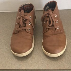 Toms Youth Ankle Boots